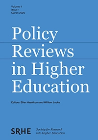 Policy Reviews in Higher Education - SRHE Publication